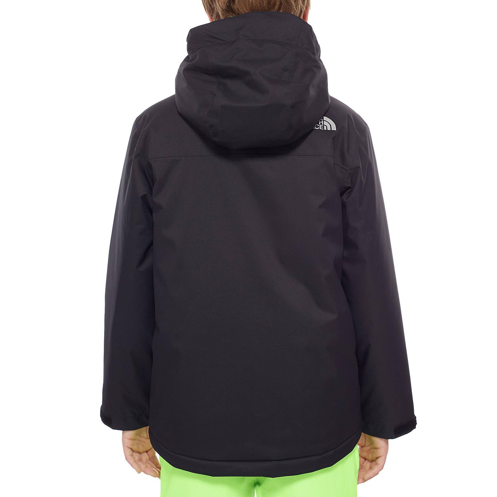North Face The Schneequestjacke S Boy's Black Tnf BFfq60