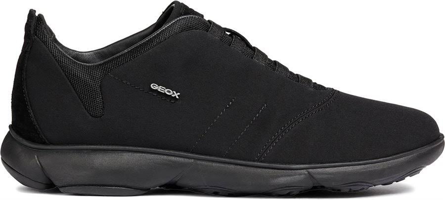 Shoe 8 Black In Men's us 'nebula' Geox Size 17BFZAqEqw