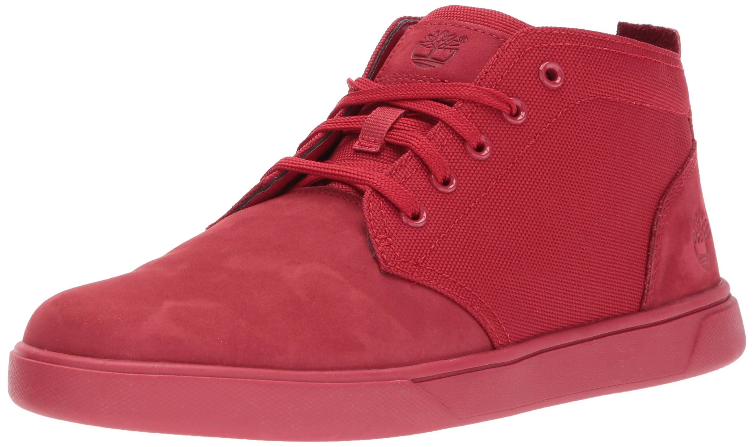 Groveton Monochromatic Chili Boot Pepper Ltt Timberland Nubuck Men's Chukka 5x0qRTT4