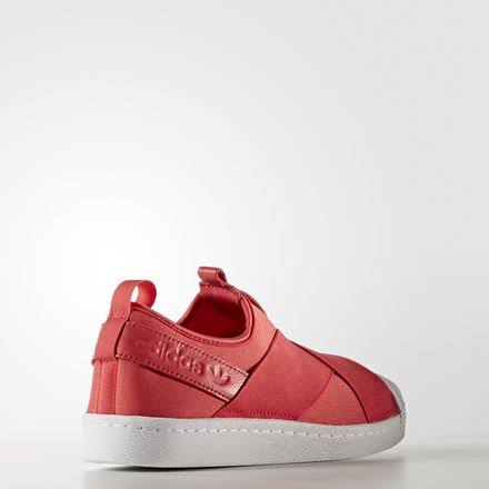 Slip On Pink' 'Coral SneakersMisura 5 Womens 9 Superstar Adidas Rosa Wmns OkiPXuZ