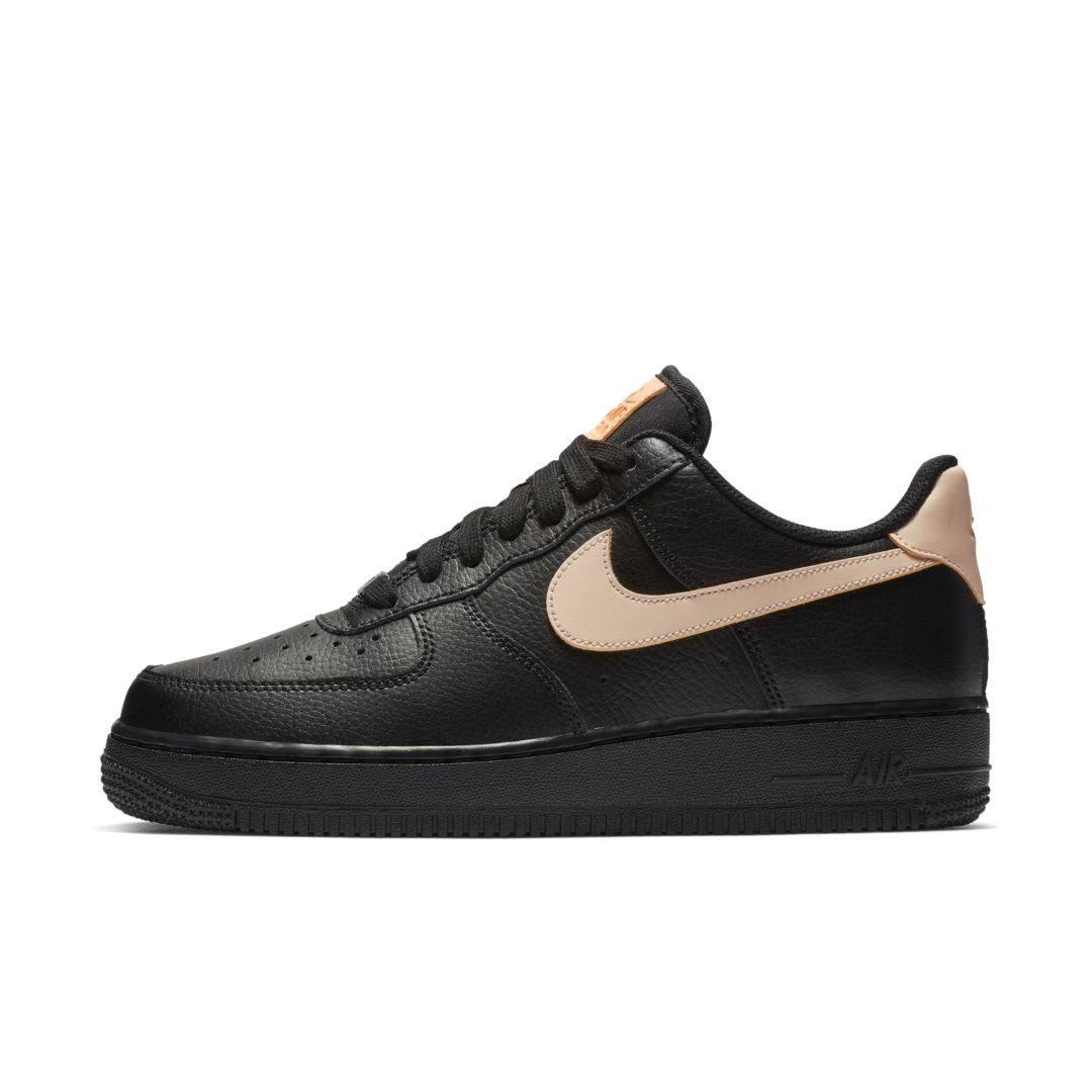 5 Shoe black Nike 1 Force '07 Women's Size 5 Air 4A0qaAWO