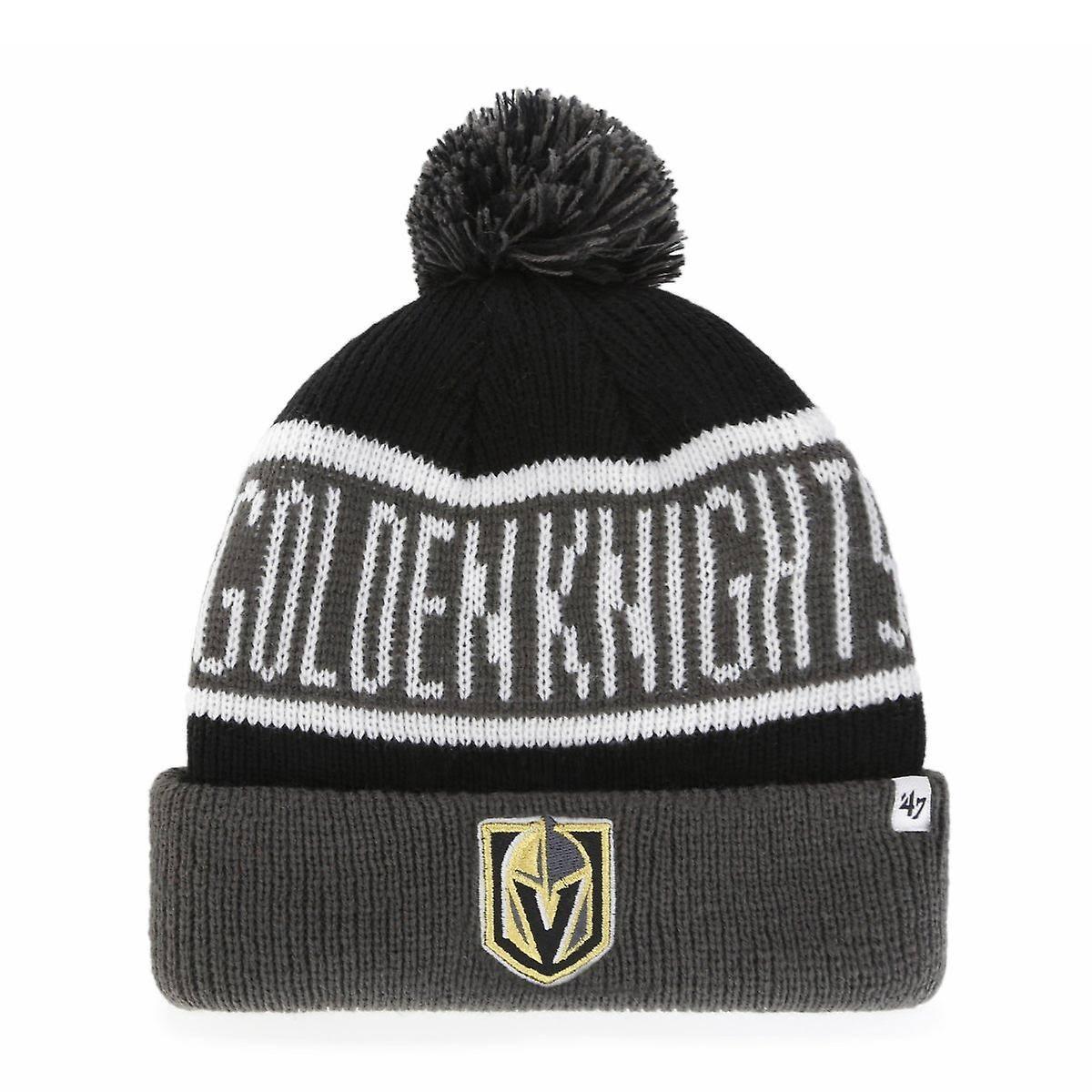 '47 NHL Vegas Golden Knights Calgary Bobble Knit