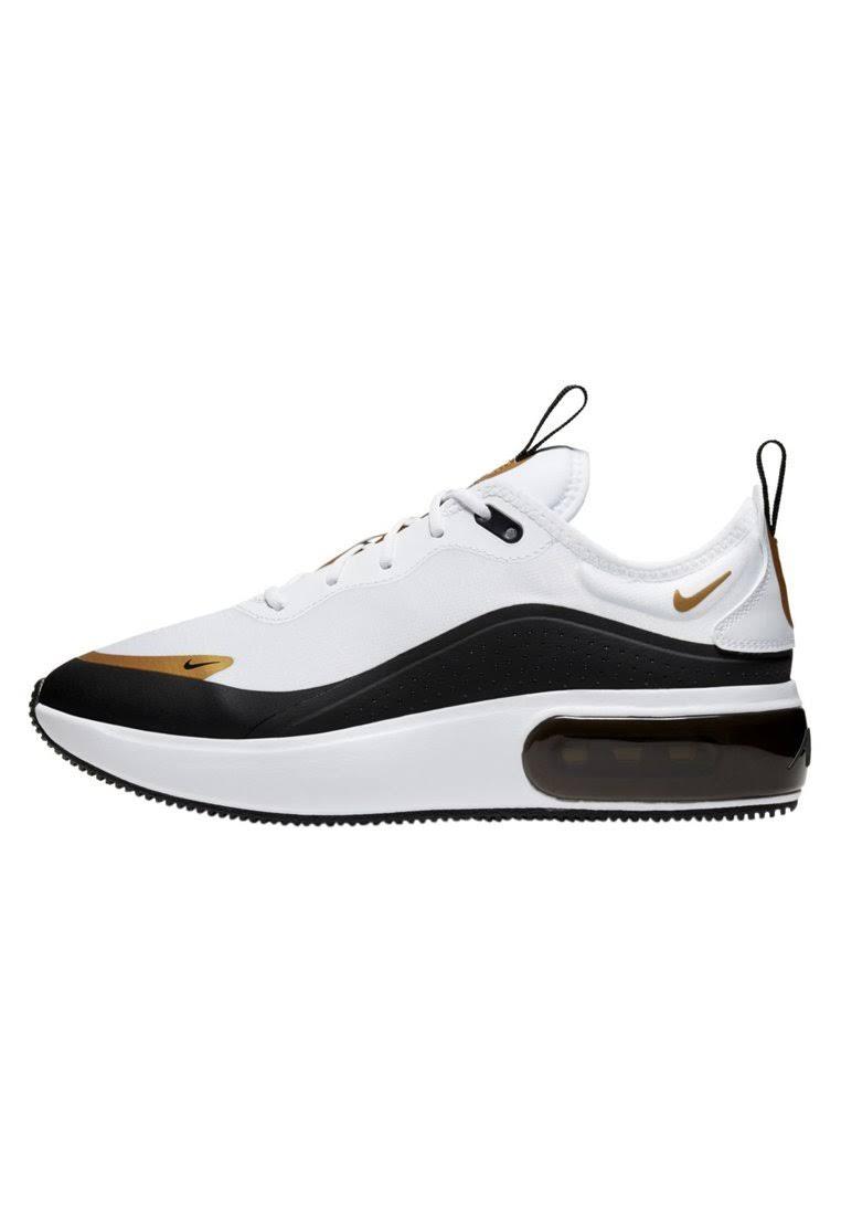 Nike Donna Sneaker Air Max Dia in Bianco, 38.5