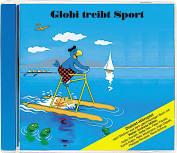 Globi treibt Sport Cover