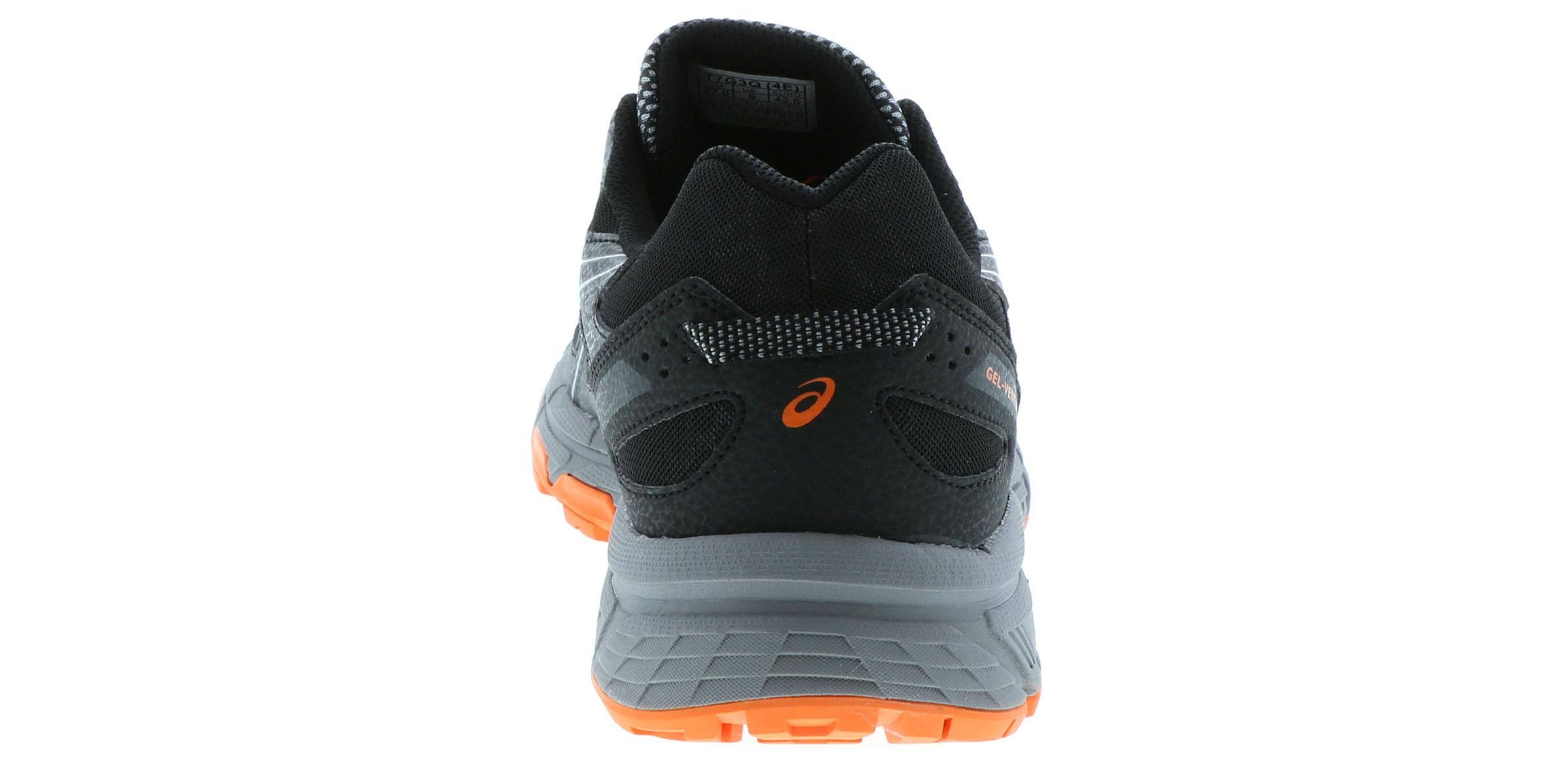 Naranja Para Gel De Gris 9 Running Hombre Zapatillas Asics 6 venture Negro CSwUxq