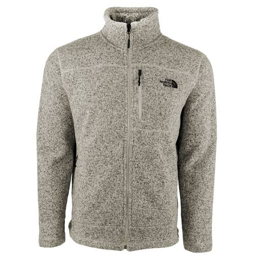 Face Day Heather Hombre Zip Fleece Rainy Gordon The North Ivory Lyons Full STn5W