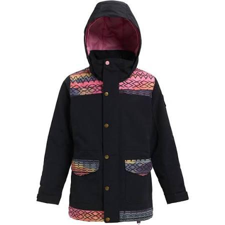 Elstar Dream Girls 'true Technicat Burton Jacket Black 6qBnd
