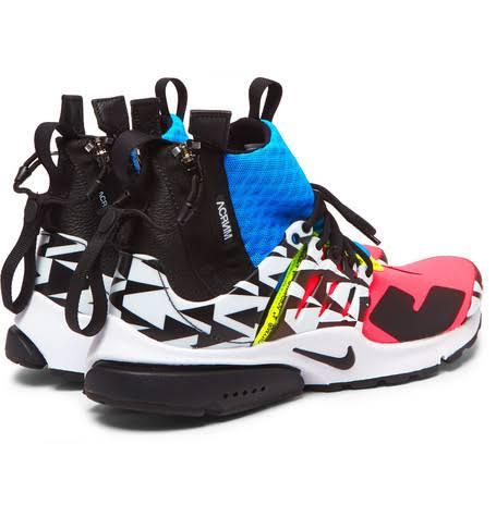 Negro foto Ah7832 Presto 600 Hombre Medio Nike Acrónimo Azul Racer Air Rosa qvfwE0z
