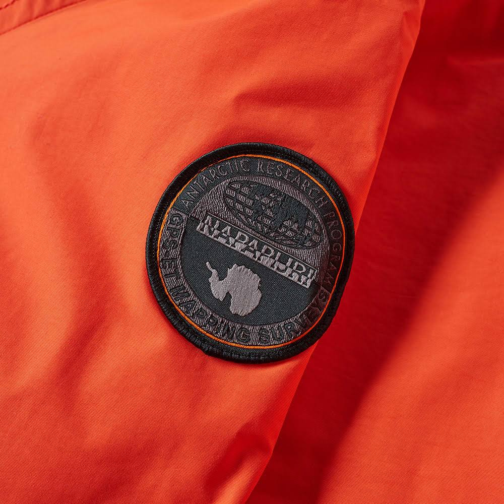 Napapijri Winterjacke Orange Rainforest Rainforest Napapijri Spark PTUfUq4BW
