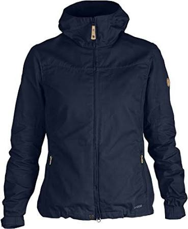 Navy Jacket Bundle Frauen Für L Fjällräven Stina Dark Treueprogramm 6qwvgX