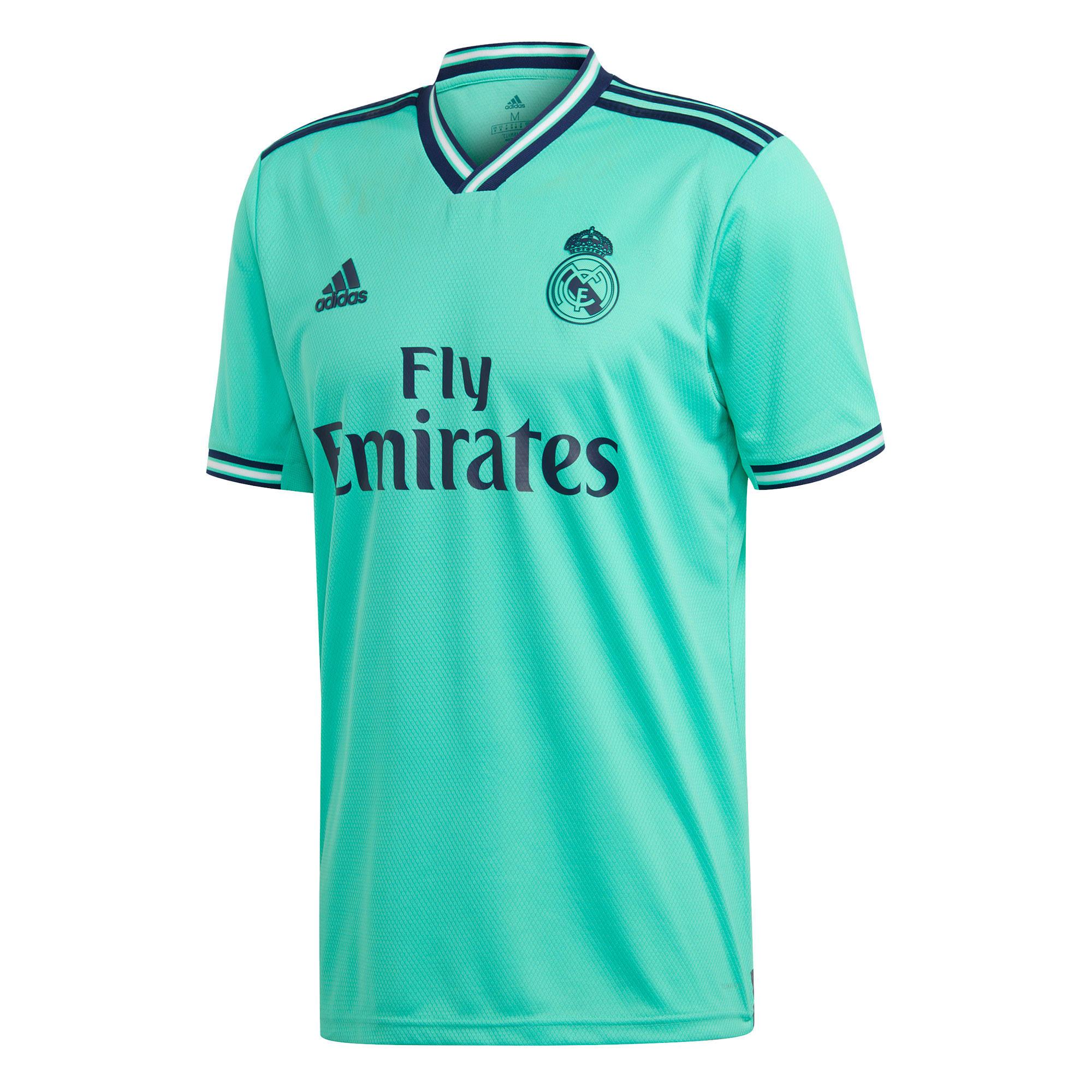 2019-2020 Real Madrid Adidas Third Shirt (Kids)