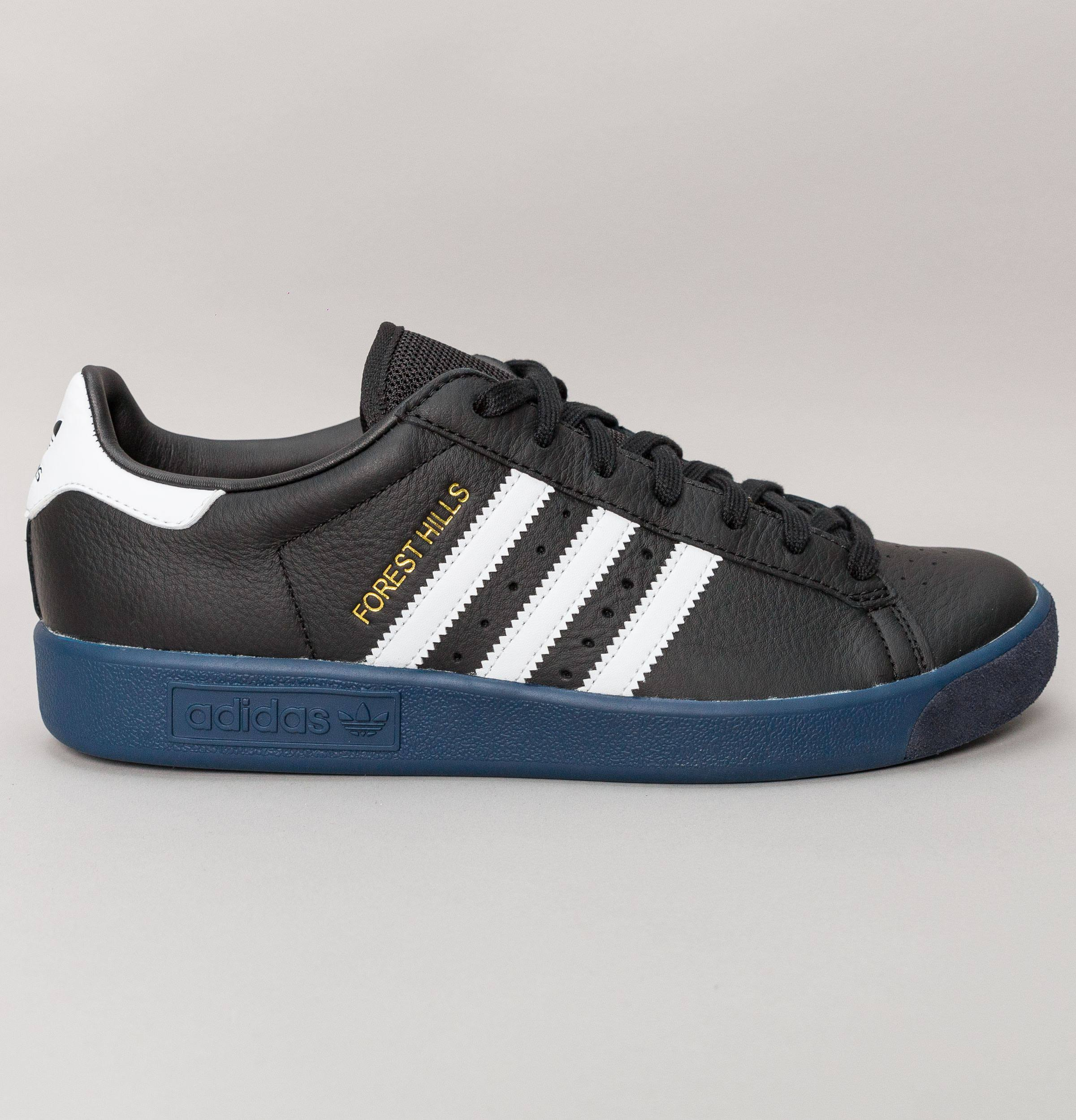Forest Hills Trainers Core Black/White / 11