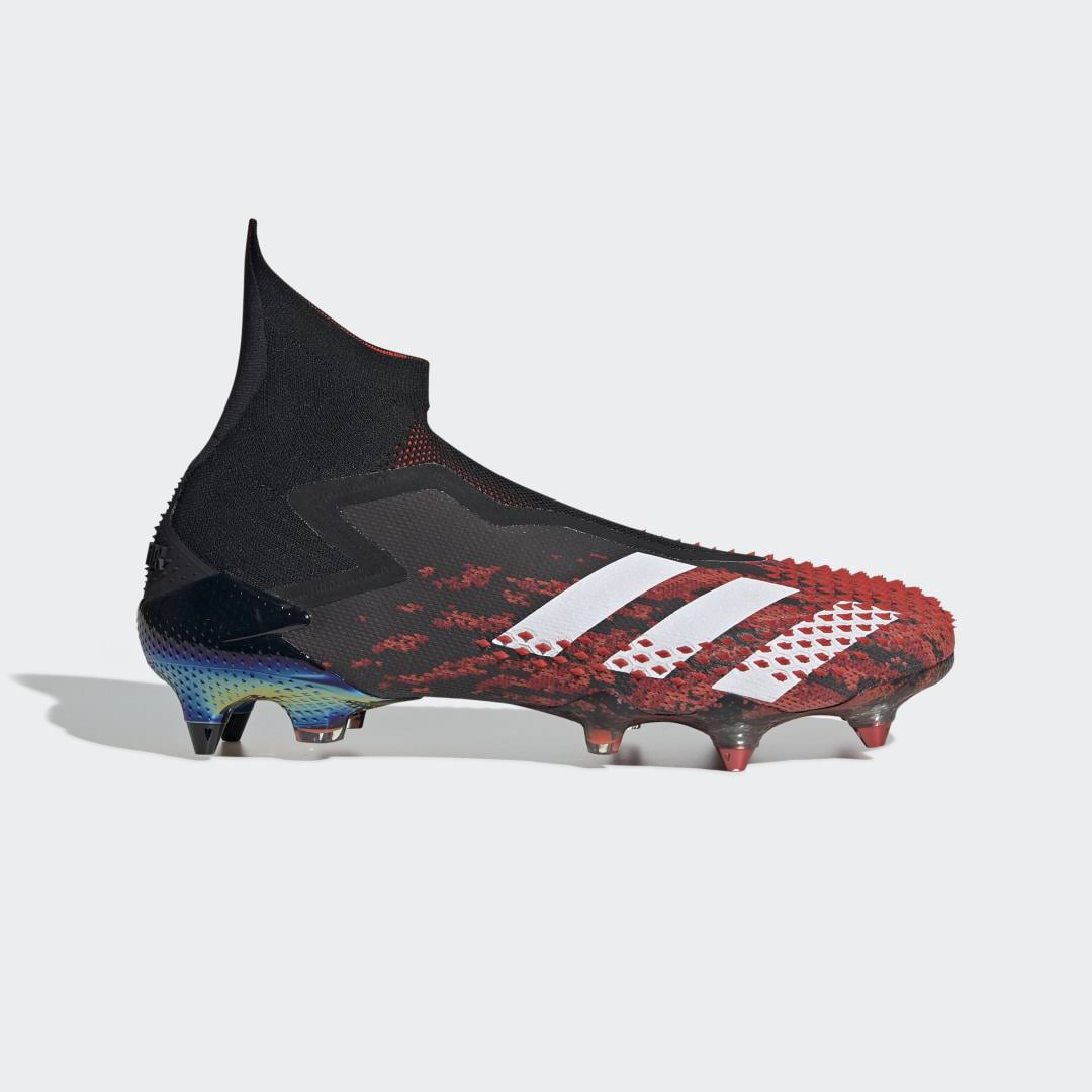 adidas Predator 20  SG Mutator - Core Black/Footwear White/Action Red, adidas Predator Mutator