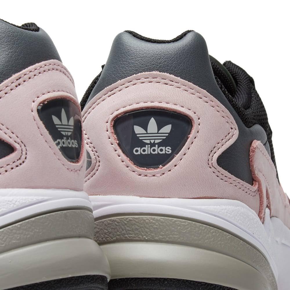 Black Light Mujer Para Wmns Pink 5 Core Tamaño Adidas 7 Falcon ItZqOAx