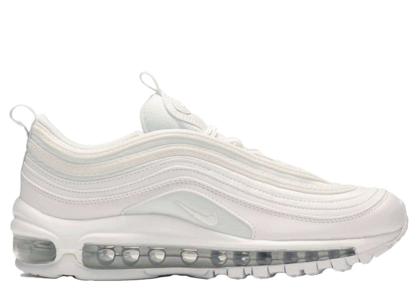 Nike - Air Max 97 (GS) - White 40