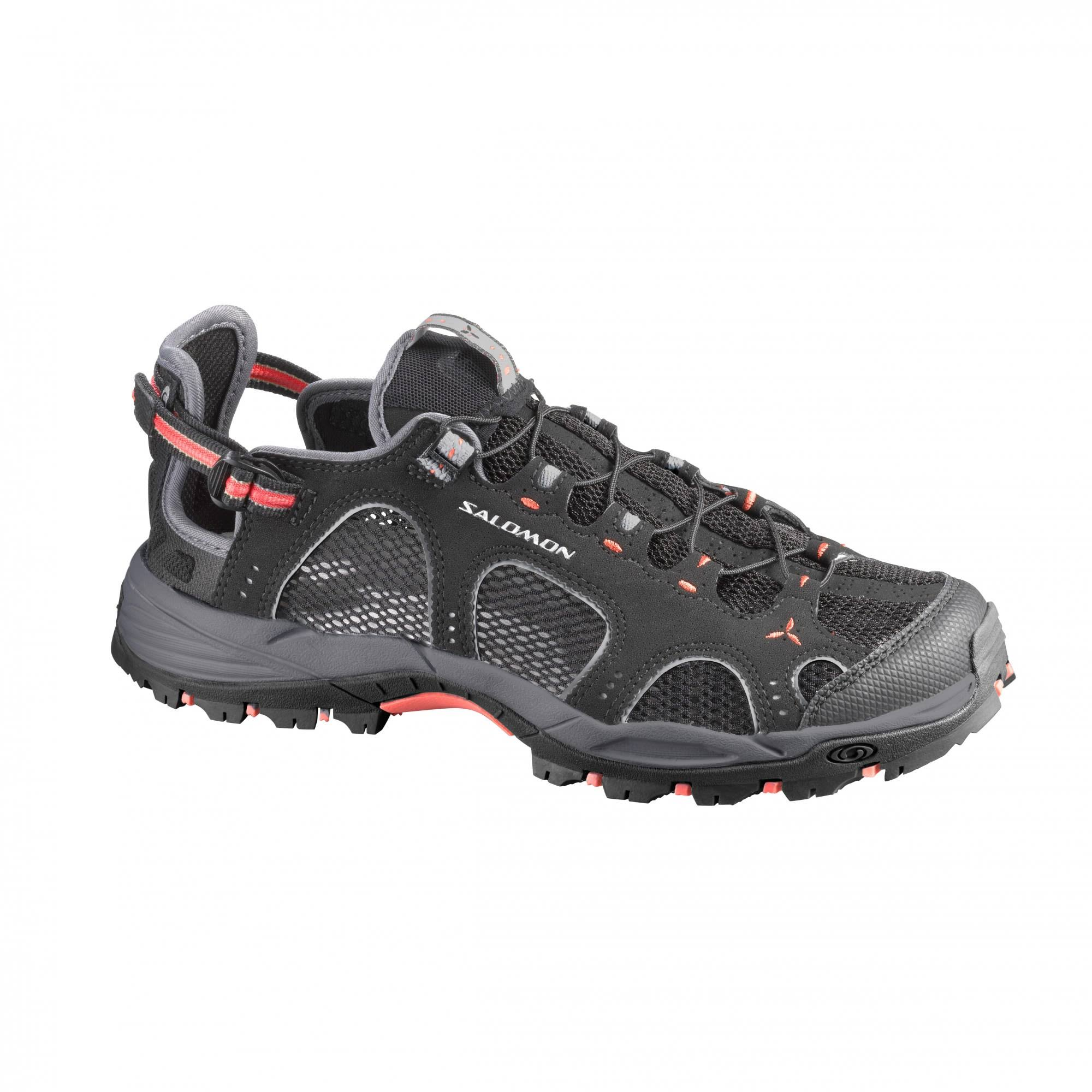 size 36 Dark Black Eu Techamphibian Papaya Color 3 2 Cloud Grey Salomon Sneakers 3 Womens 7dXYWx00Pa