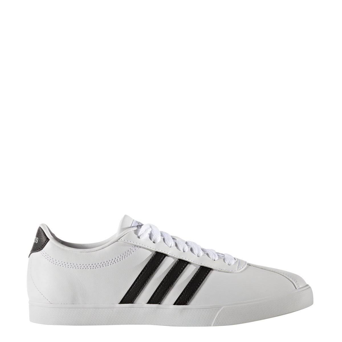 Mate Para Black Silver Core Originals Courtset White De Fashion Adidas Zapatillas Ftwr Deporte Mujer wq7AUYa
