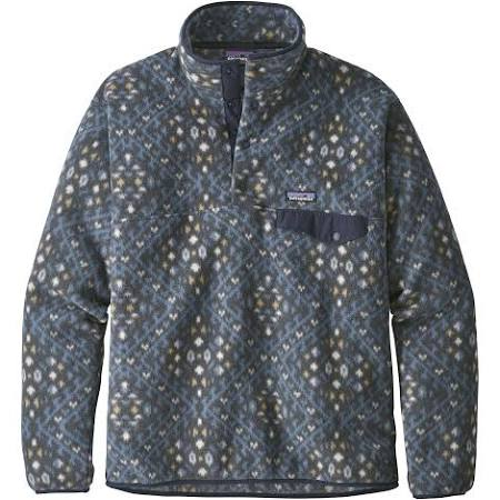 Stone Snap Blue Synchilla Patagonia Ligero Hombre t Howl Pullover UBSRpqWS