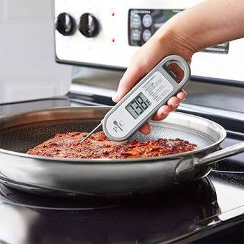 Pampered Chef Instant-Read Food Thermometer