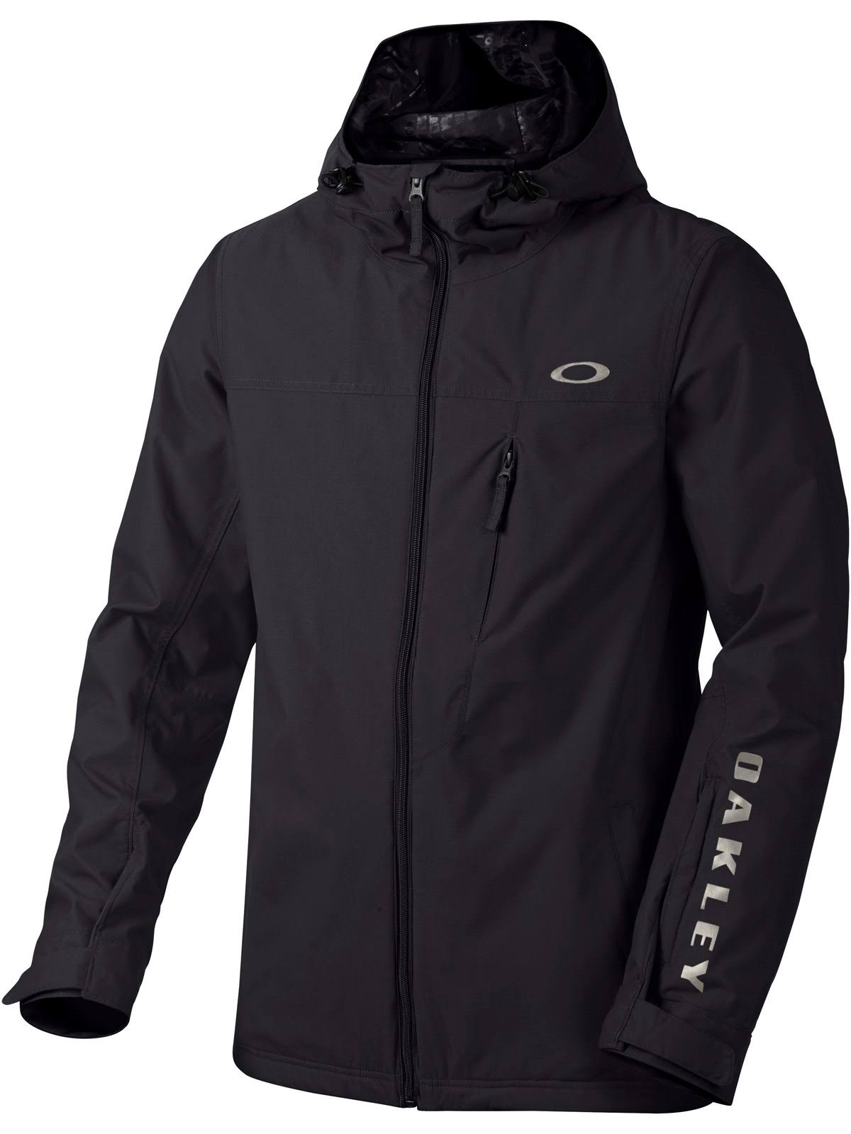 Snowboardjacke Cresent Oakley Klein Jet Black 2016 tqSSxB0wI7