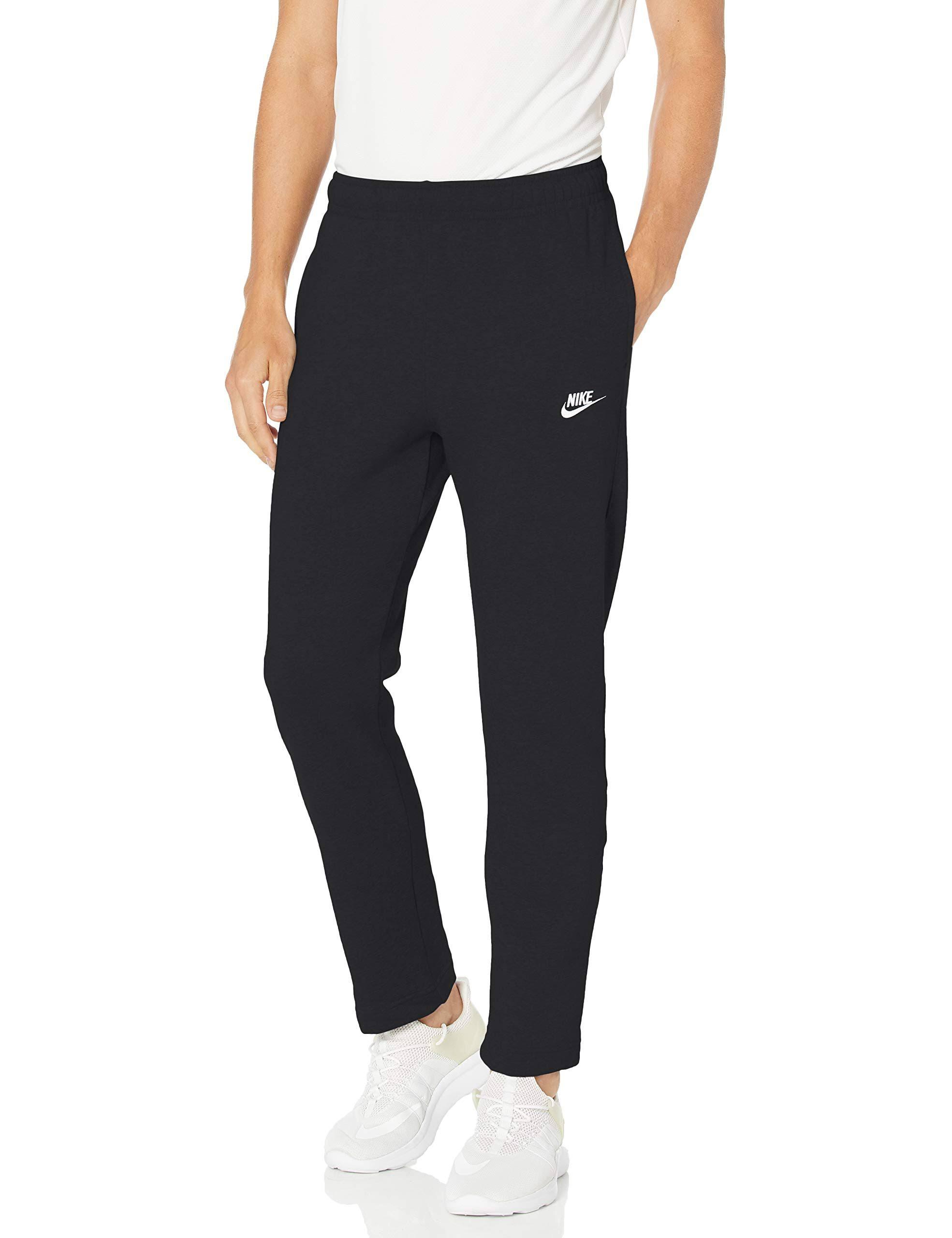 Nike Sportswear Club Fleece Men's Pants - Black