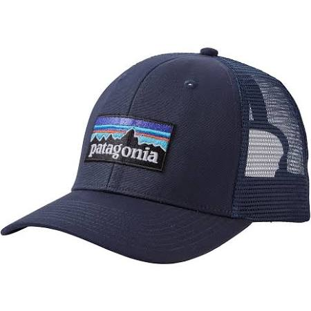 Blue Blue One Logo Color Trucker 6 Blue Patagonia Hat size Size P Navy Accessory HqXaxR
