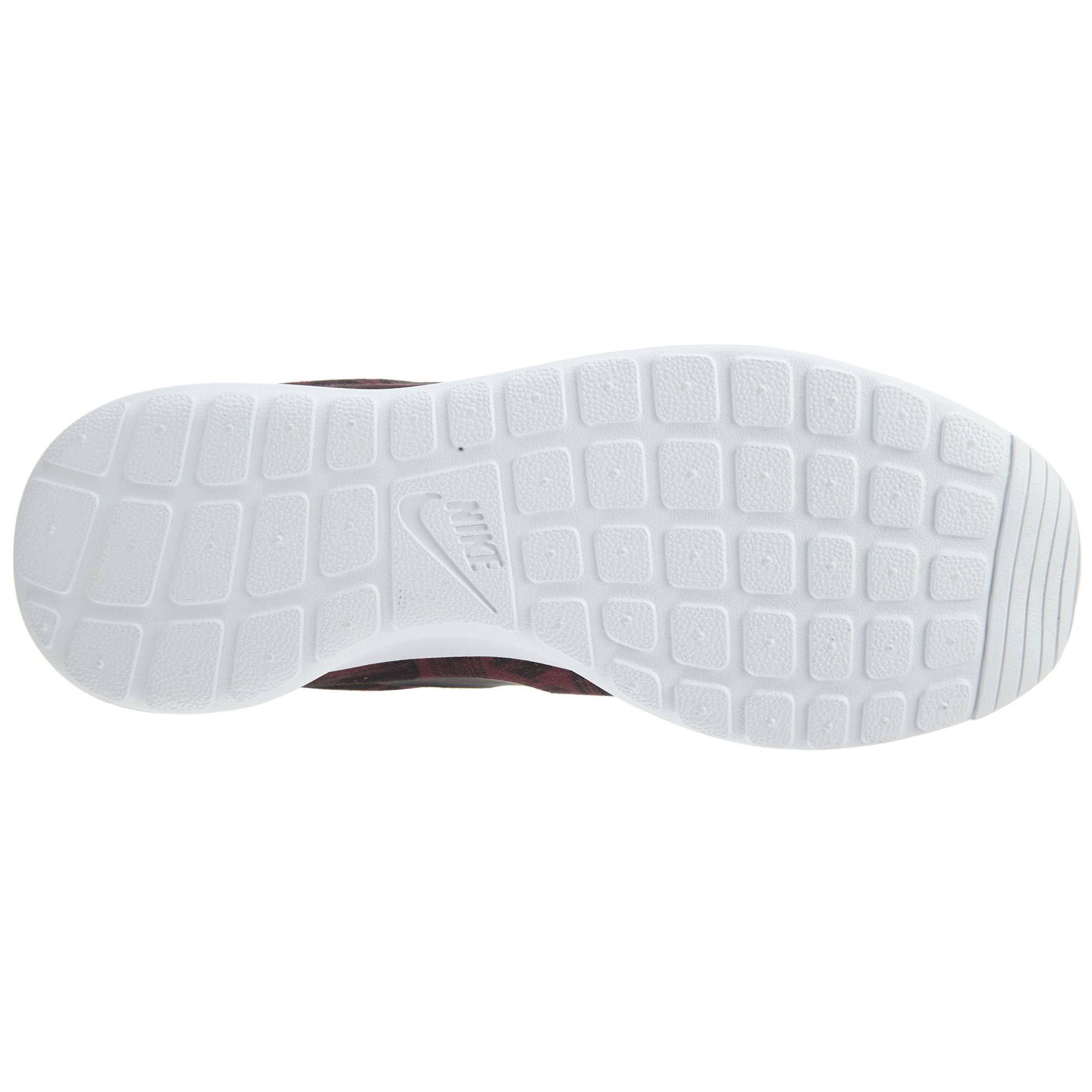 schwarz Print Roshe Night 844958 Damen Maroon Style One Nike Schwarz 601 FvwBw
