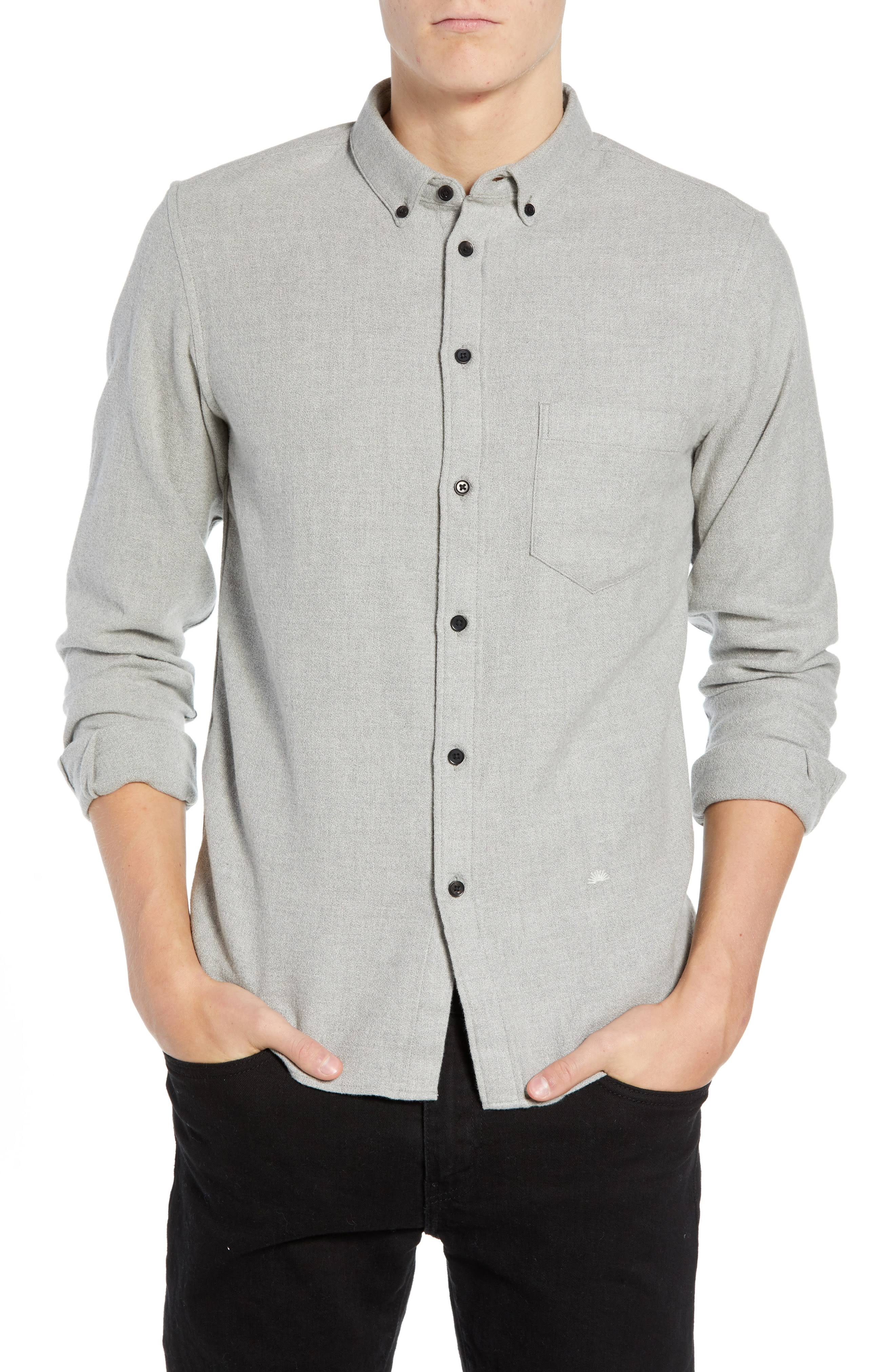 Hombre A Levi De amp; Gris Camisa Mano Hecha Co Strauss rvWTTqwPS