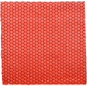 "uBoxes, Red Bubble Small 3/16"" Wrap x 12"" Wide (30-Feet)"