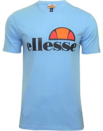 Camiseta Azul Sha01147 Prado Ellesse Color Claro Heritage 0ftrqnpwxf