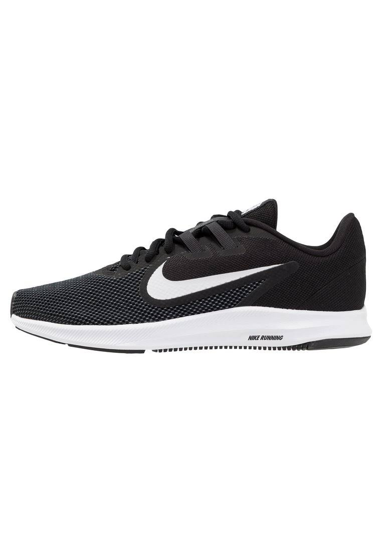 Nike Performance Downshifter Neutral running shoes black/white/anthracite/cool grey, gender.adult.female, Size: 9.5, Black - Textile/synthetics