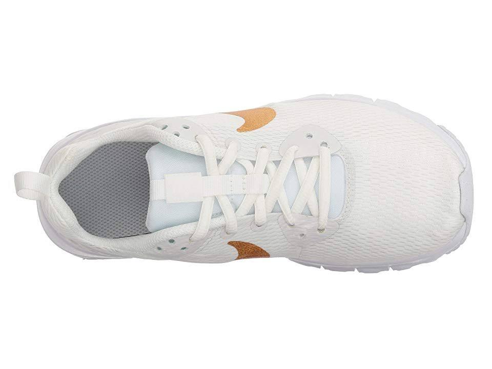 Summit Max Gold 5 De Running 5 Zapatillas Air Lw White Kids gs Nike Motion Metallic wPXSWaq