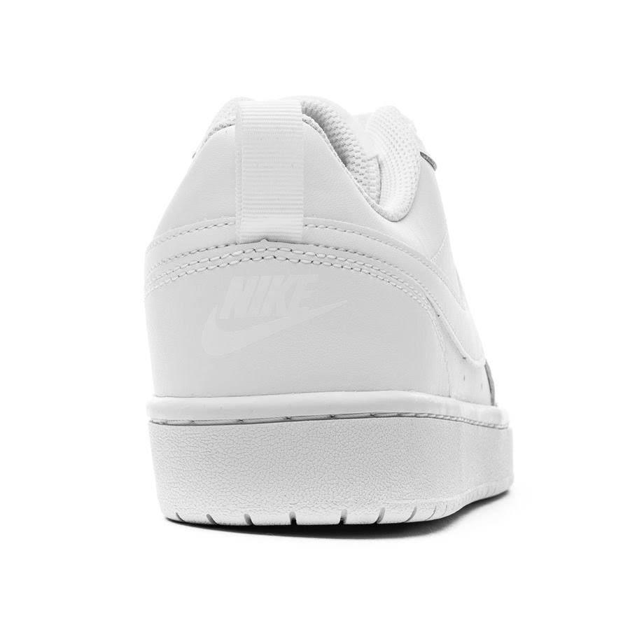 Nike Court Borough Low - White Kids  HiLXDYd
