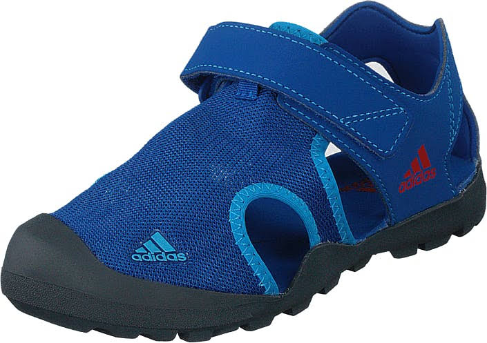 adidas Sport Performance Captain Toey K Blubea/gresix/actred, Shoes, Sandals and Slippers, Sports Sandals, Blue, Children, 32