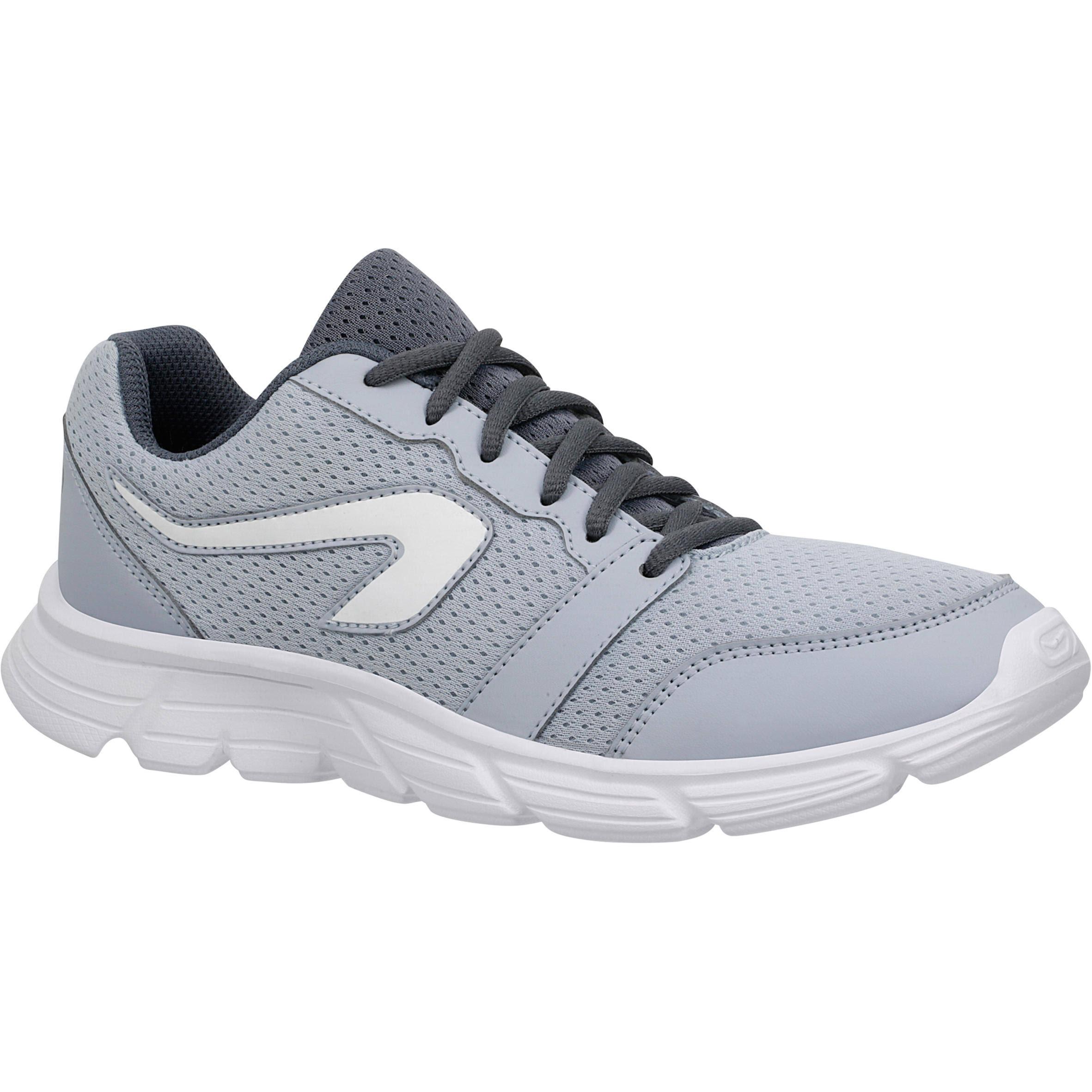 Kalenji Run 100 Women's Running Shoes - Grey