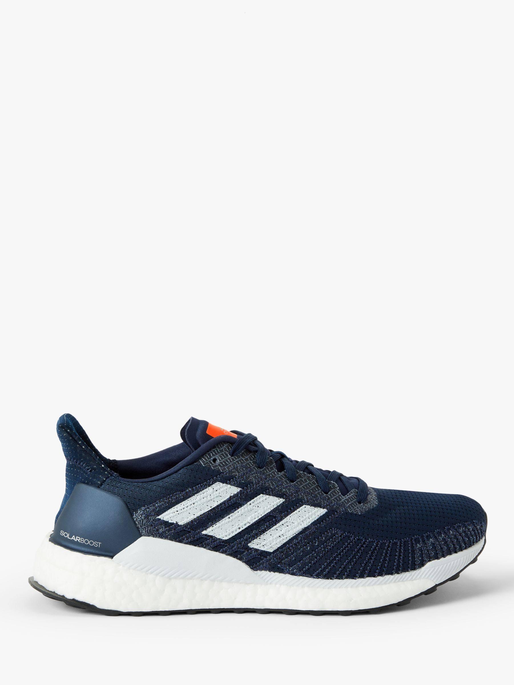 Adidas Solar Boost 19 Running Shoes - Navy Blue - 11