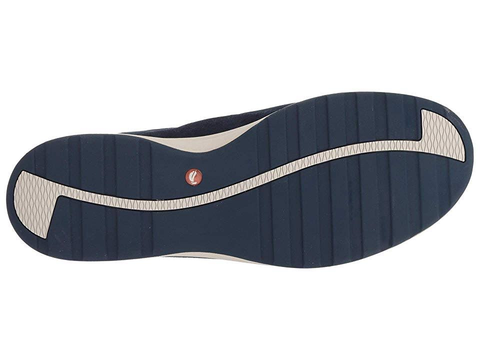Scamosciata NabukPelle LoWomens Navy Clarks W Combinazione Slip On Un Adorn 6 byYvI76fg