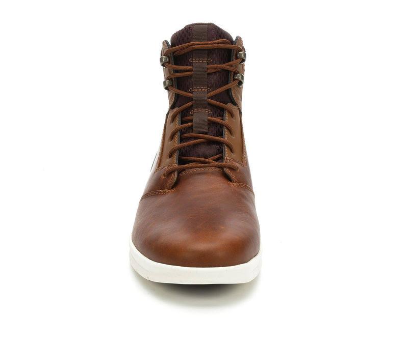 top Uomo In Pelle Timberland Sneakercognac Graydon High Beige I6yYg7bfvm