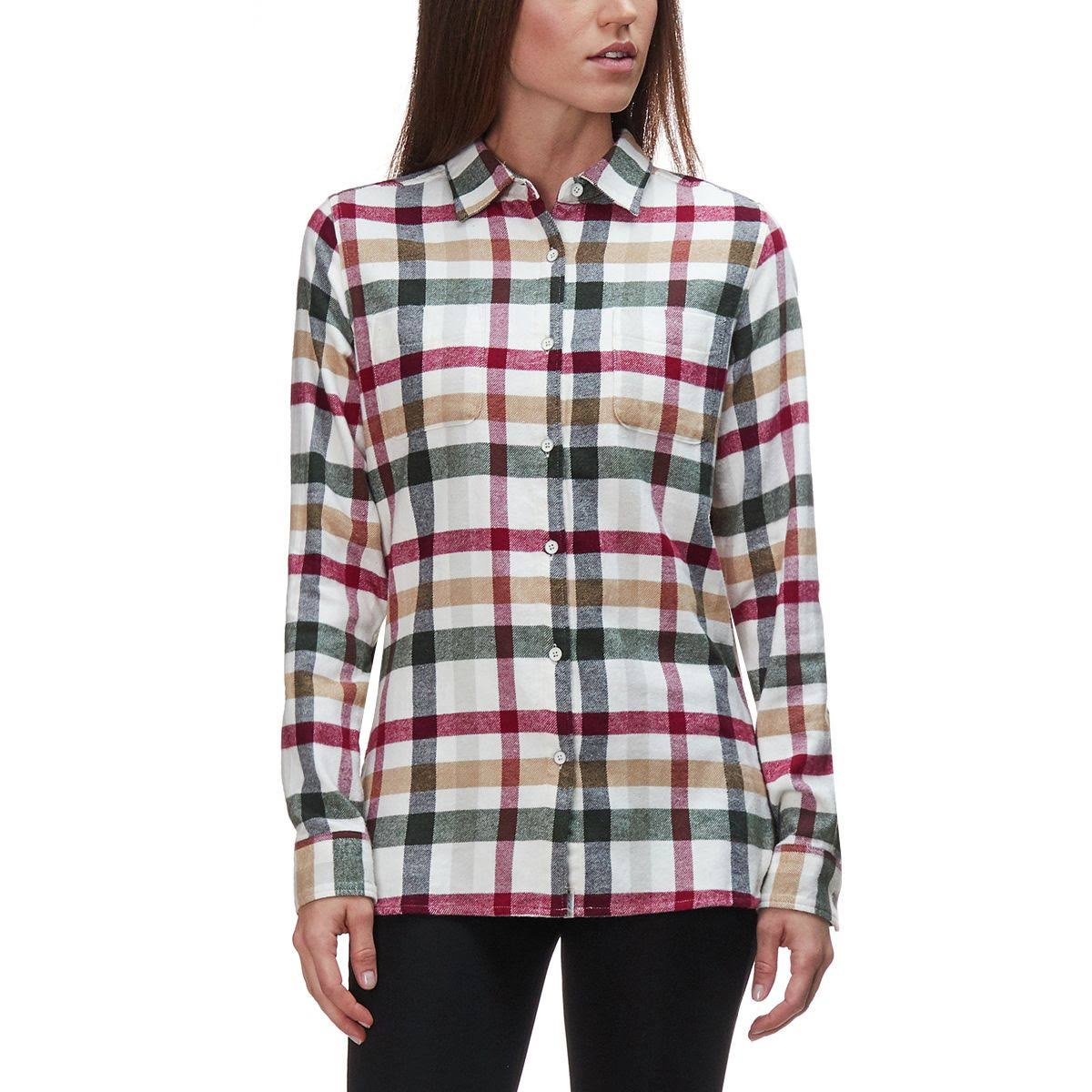 Ivory The Donna Woolrich Pemberton Multi ShirtLarge CoWQxdrBe