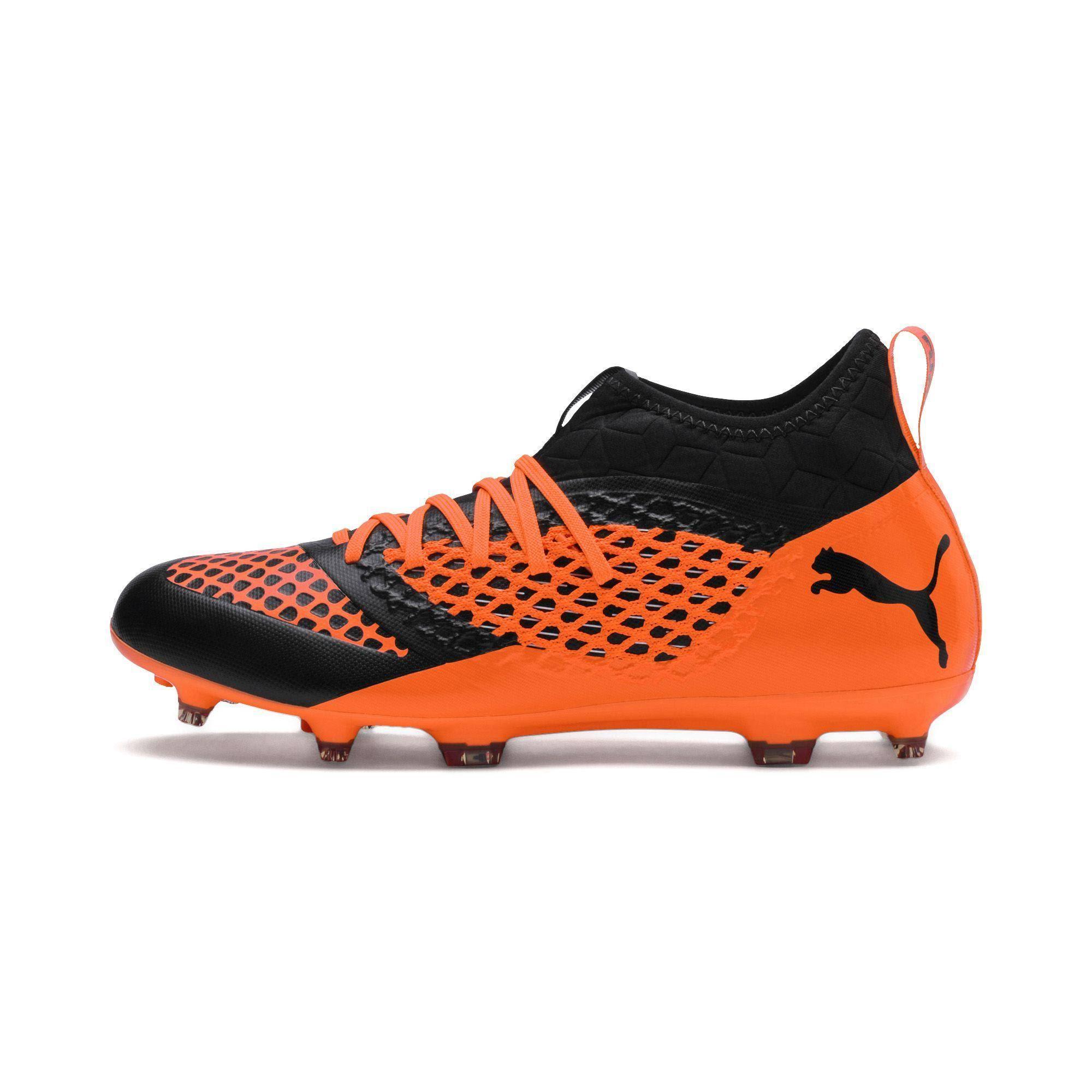 3 Negro Naranja Tierra Botas Soccer Netfit 104832 De Puma Firmes 02 Future 2 En AcUtTnqO