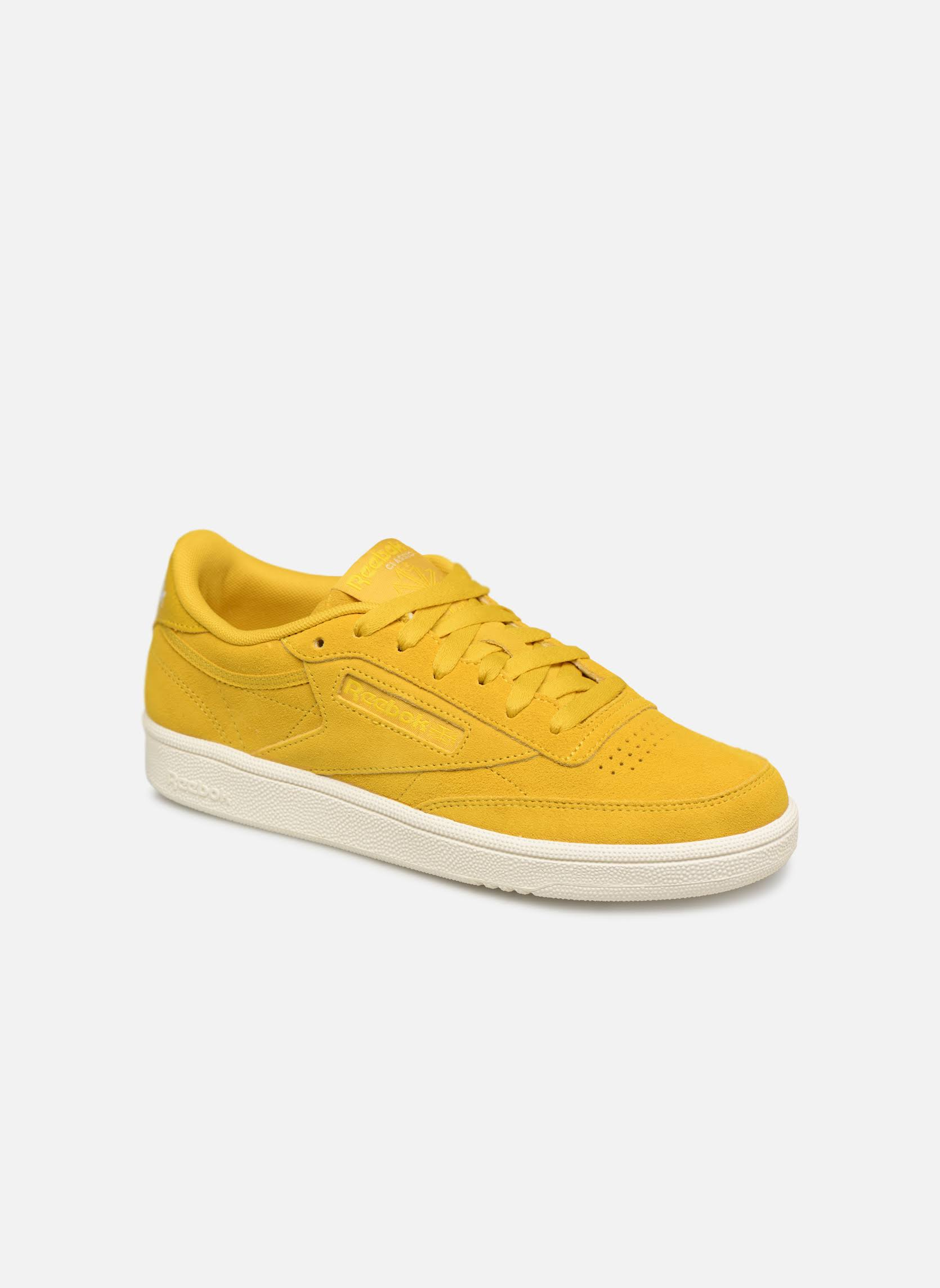 85 W YellowScarpe ginnastica 36 Reebok da Yellow Club Urban C taglia uTFJ5lK31c