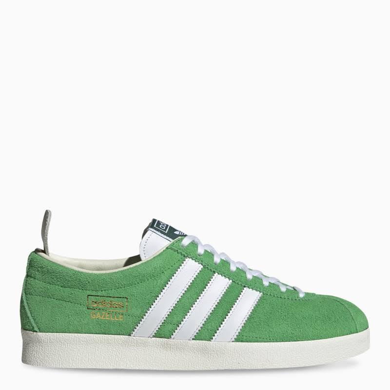 Adidas Originals Green Gazelle Vintage sneakers