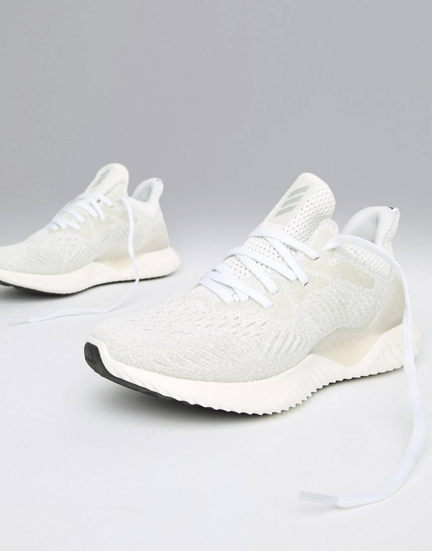 Beyond Shoes Ftwr Zapatillas De Alphabounce Para Adidas Hombre White Deporte 5wqpxcR