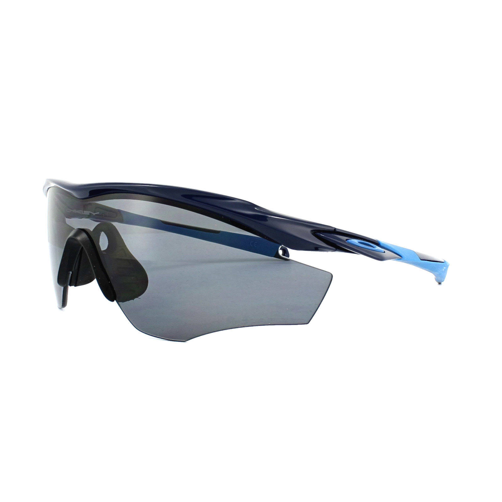 Navy FrameLens Frame grigio SunglassesPolarized M2 Polarized Oakley rCeWdBox