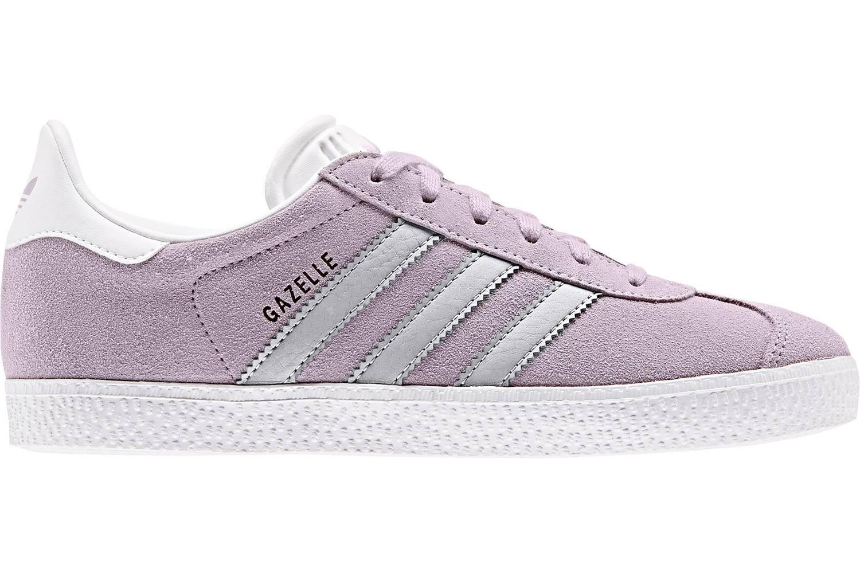 Adidas Gazelle Shoes - Purple - Kids