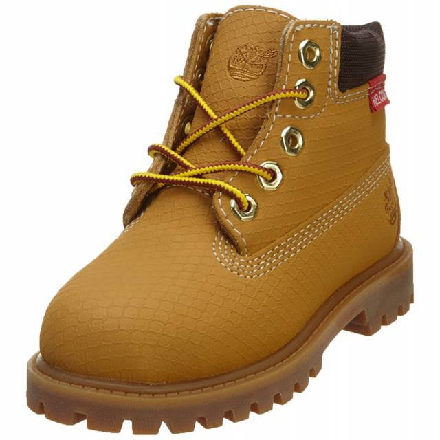 5 Toddlers Wp Prem Style 6586r Timberland Tamaño 6in 5 tqTW00