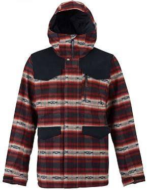 Azrek Brick Covert Burton Fired Jacket Man qR0wwXg