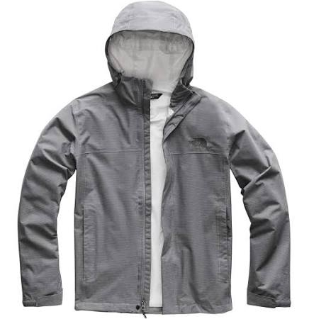 2 Ripstop L Venture Für North The Herren Regenjacke Face Asphalt Mid Heather Graues Grau Fftqx8