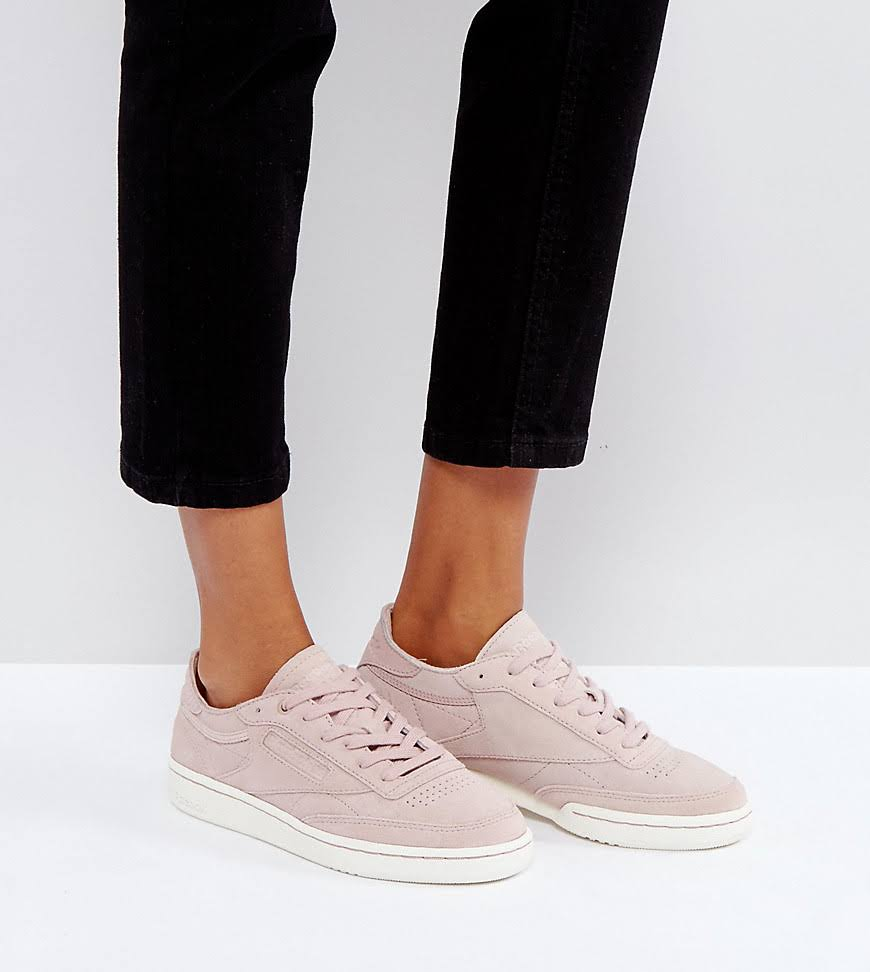 Pink Club C Reebok Decon Classic Sneakers In 5gw5pYqP