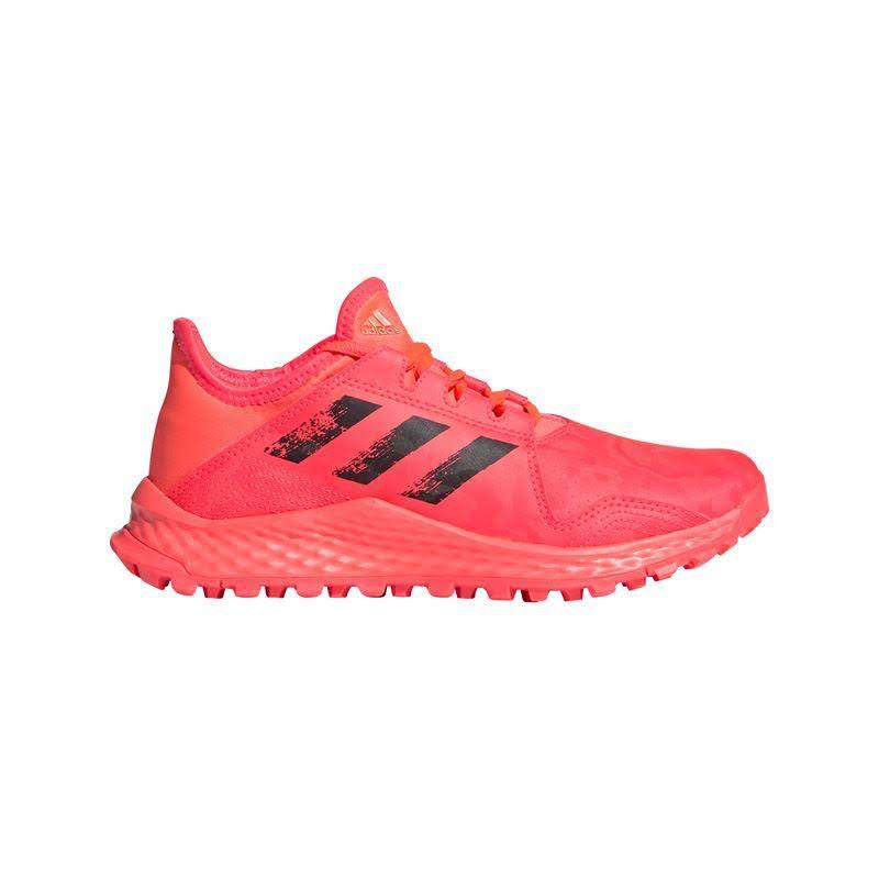 Adidas Youngstar Junior Hockey Shoes - Pink (2020/21) 5 UK